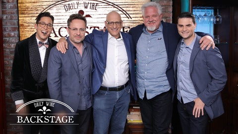Daily Wire Backstage: Special Guest Glenn Beck
