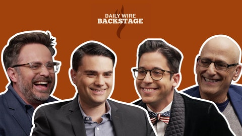 Daily Wire Backstage: October 2018