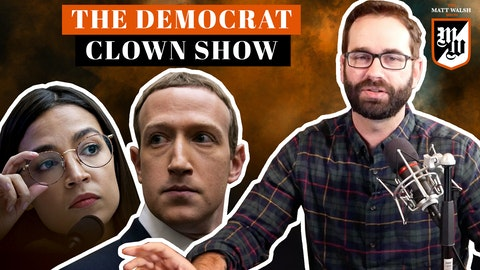 Ep. 356 - The Democrat Clown Show