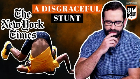 Ep. 365 - A Disgraceful Stunt