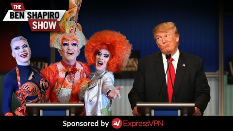 Ep. 905 - Drag Queens To Stop Trump!