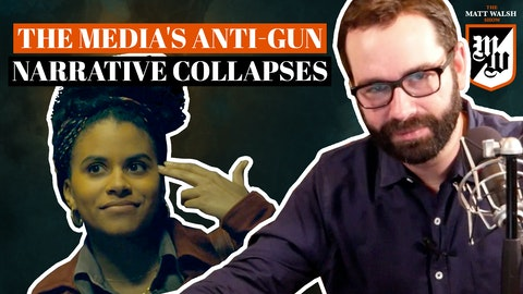 Ep. 396 - The Media's Anti-Gun Narrative Collapses