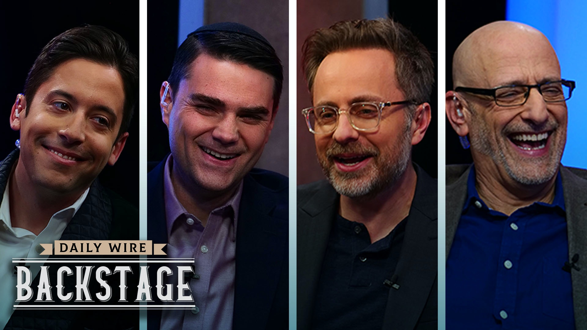 Daily Wire Backstage: And Iran... (I Ran So Far Away)