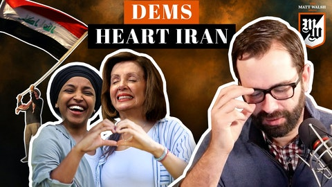 Ep. 401 - Dems Heart Iran