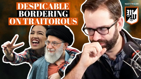 Ep. 402 - Despicable Bordering On Traitorous