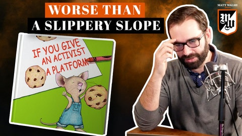 Ep. 403 - Worse Than A Slippery Slope