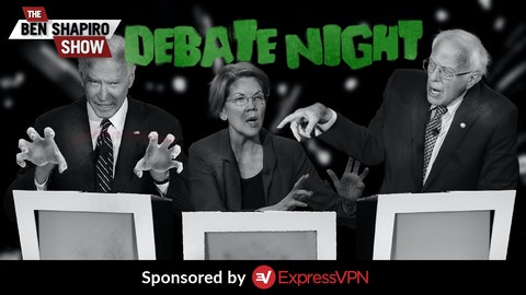 Ep. 932 - The Debate Night Of The Living Dead!
