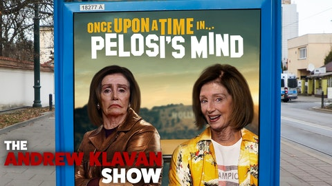 Ep. 829 - Once Upon a Time in Pelosi's Mind