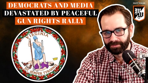 Ep. 409 - Democrats And Media Devastated By Peaceful Gun Rights Rally