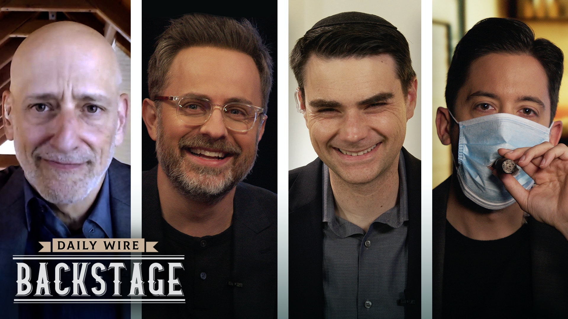 Daily Wire Backstage: Earth Day from Lockdown Edition