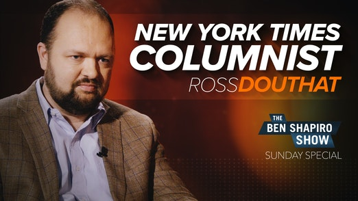Ep. 94 - Ross Douthat