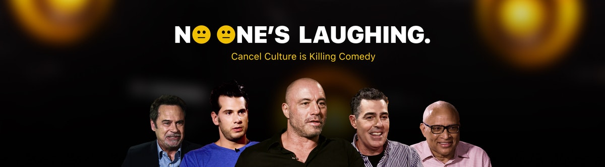 No One's Laughing: Cancel Culture Is Killing Comedy