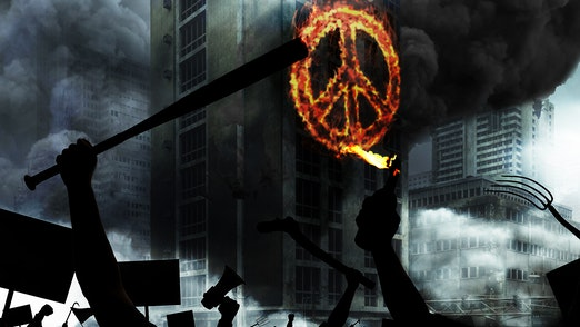 Ep. 617 - Rioters And Arsonists For Peace