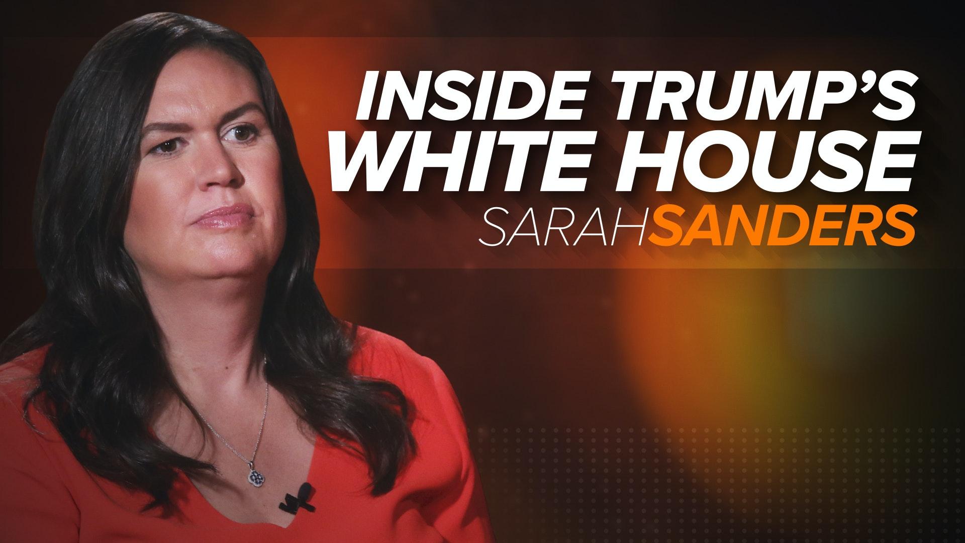 Ep. 100 - Sarah Huckabee Sanders