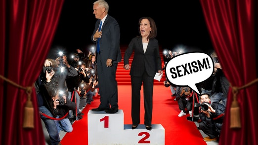 Ep. 578 - Pence Dominates Debate. Media Cries Sexism.