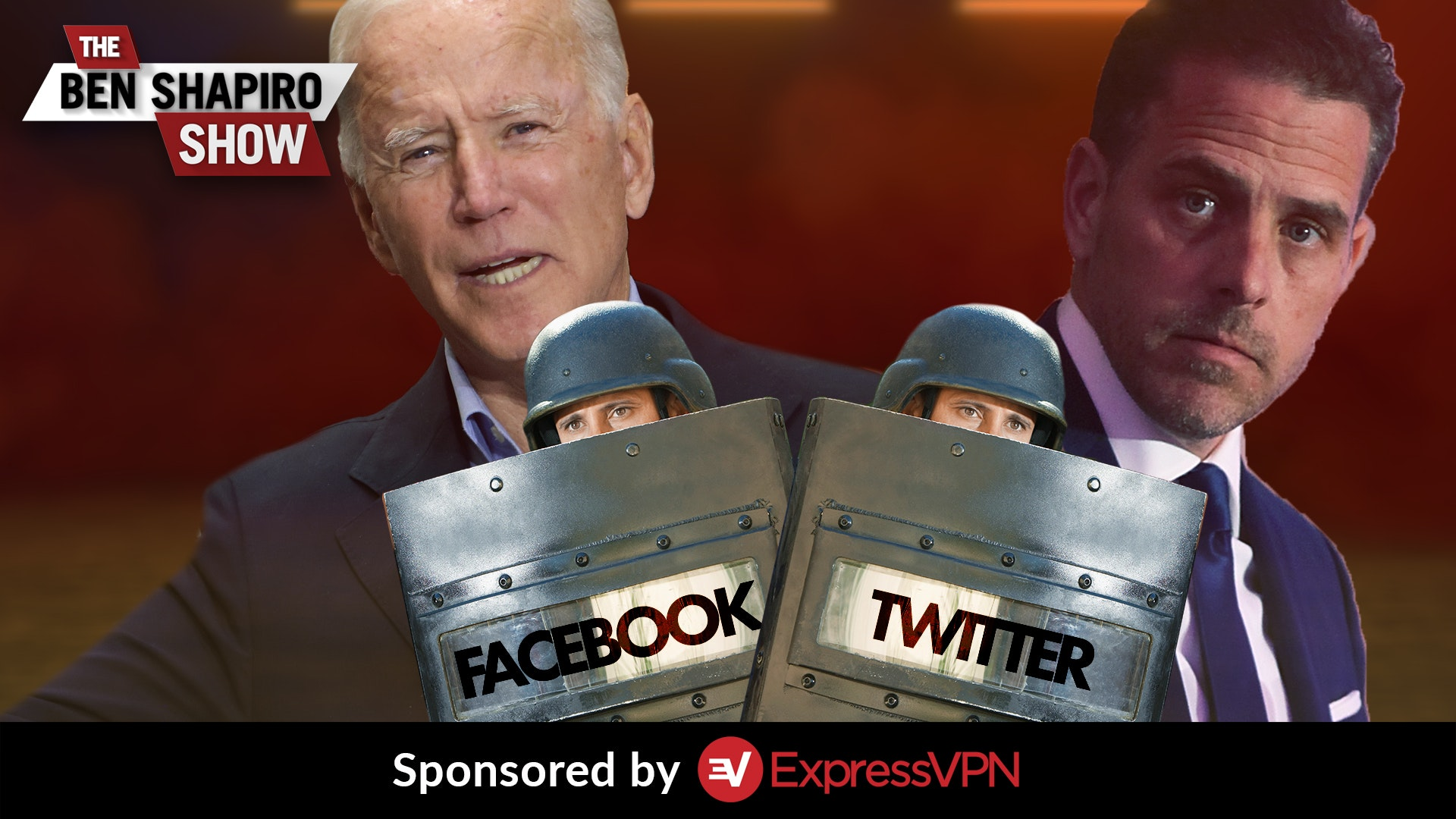 Ep. 1116 - Facebook and Twitter Just Ushered In The Most Dangerous Political Moment In Memory