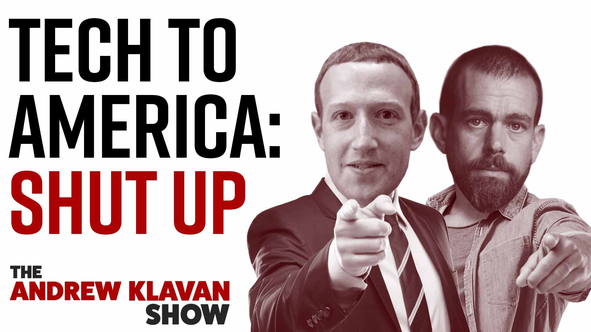 Ep. 978 - Tech to America: Shut Up