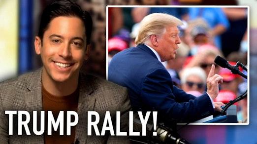 #149 Trump Rally w/ Michael