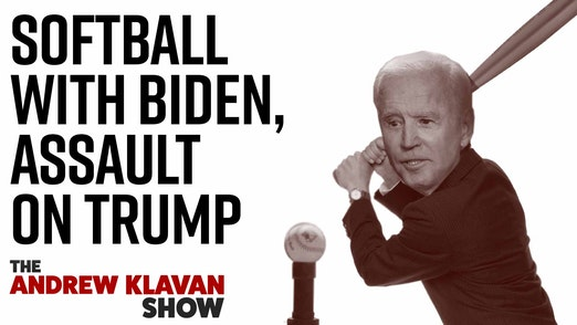 Ep. 979 - Softball with Biden, Assault on Trump