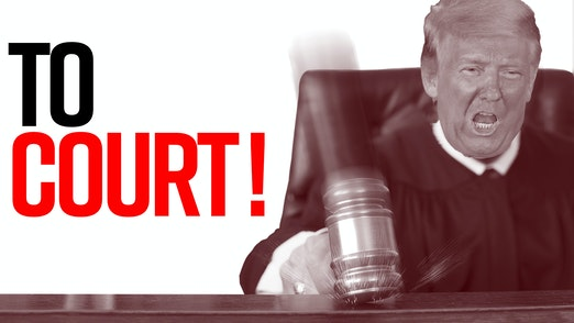Ep. 991 - And So to Court