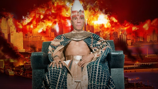 Ep. 601 - Emperor Cuomo Tries To Invade Your Home