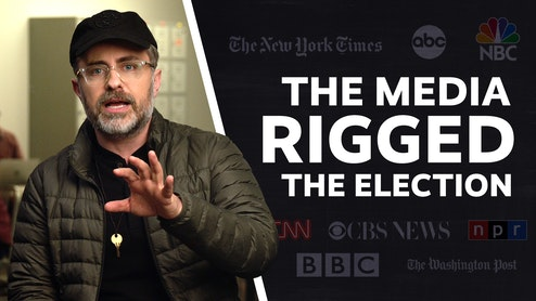 The Media Rigged the Election
