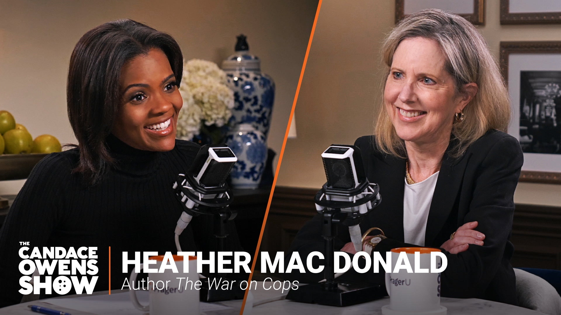 The Candace Owens Show: Heather Mac Donald