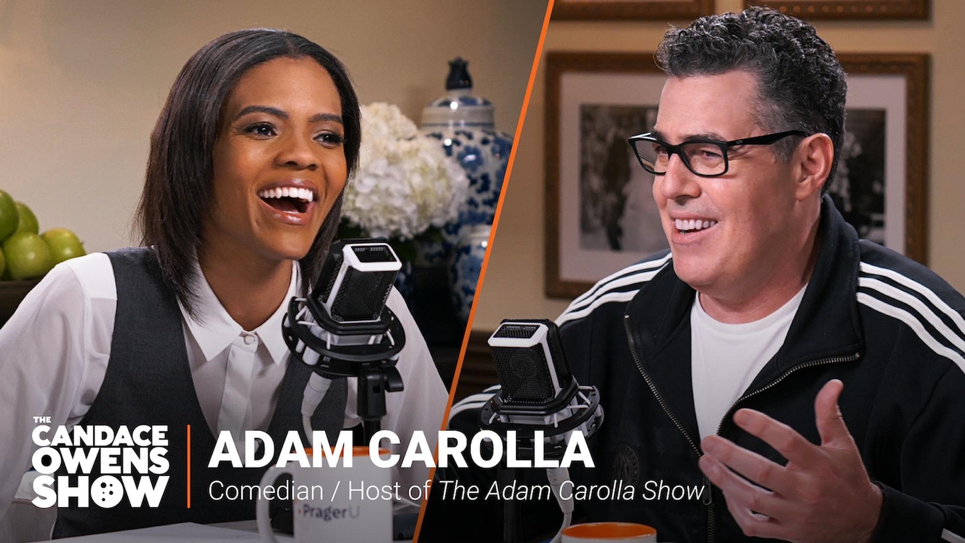 The Candace Owens Show: Adam Carolla