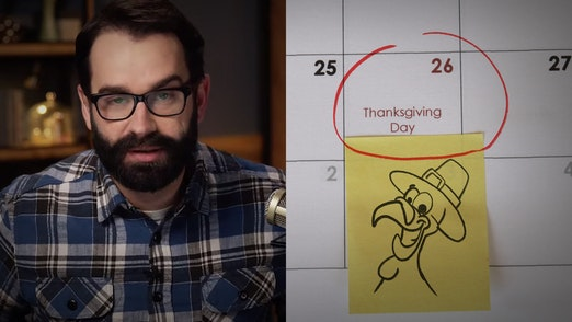 Ep. 610 - Why I'm Not Cancelling My Thanksgiving Plans