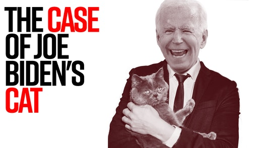 Ep. 1002 - The Case of Joe Biden's Cat