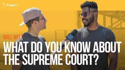 What Do You Know About the Supreme Court?