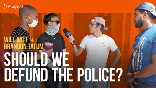 Should We Defund the Police?