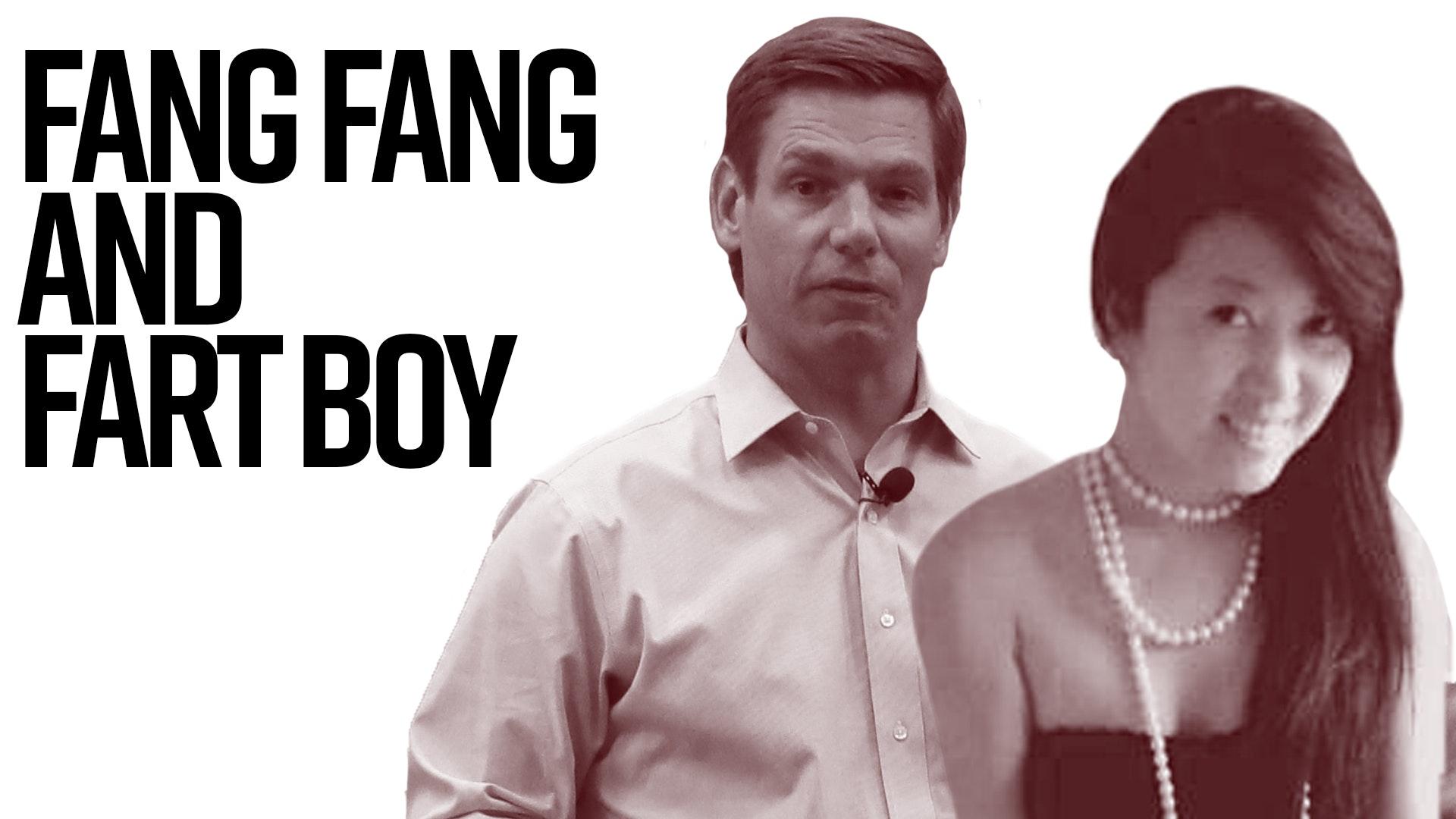 Ep. 1008 - Fang Fang and Fart Boy
