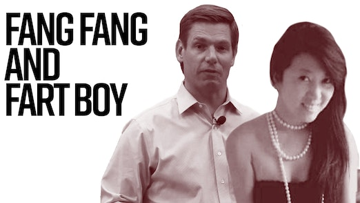 Ep. 1008 - Fang Fang and Fart Boy