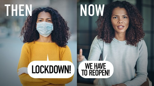 Ep. 637 - Lockdown Proponents Suddenly Change Their Tune