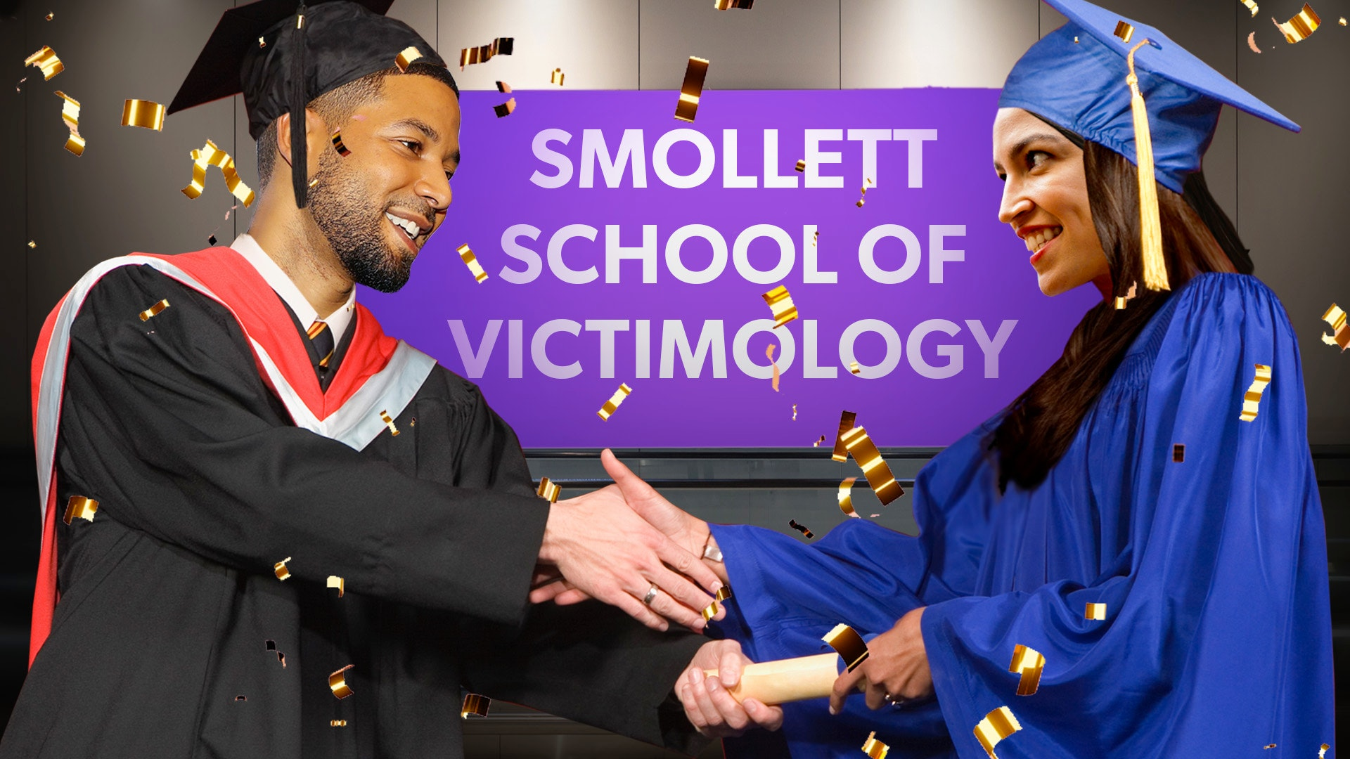 Ep. 651 - AOC Attends The Jussie Smollett School Of Victimology