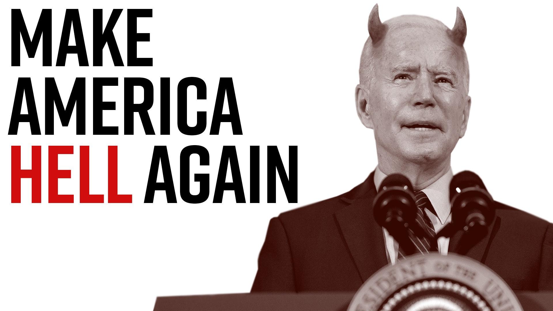 Ep. 1017 - Make America Hell Again