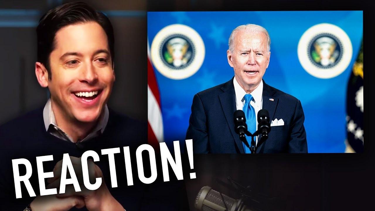 #227 - LIVE: Joe Biden Delivers First Prime-Time Presidential Address!