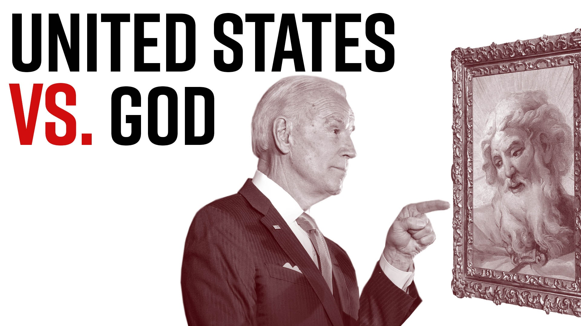 Ep. 1024 - The United States vs. God