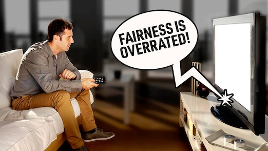 Ep. 691 - Fairness Is Overrated