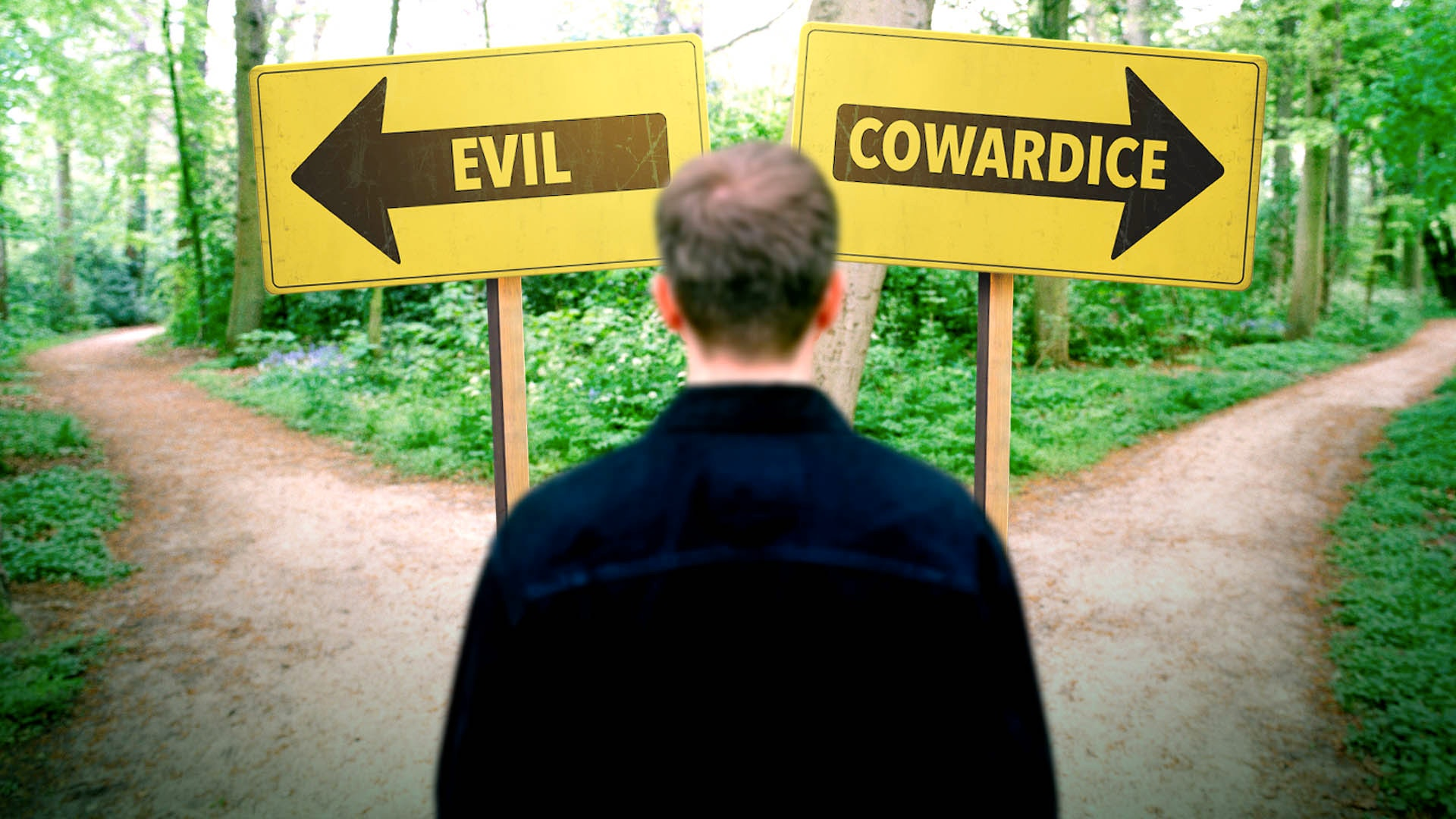 Ep. 694 - Evil To The Left, Cowardice To The Right