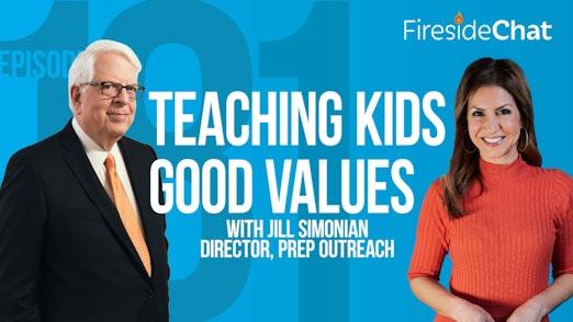 Ep. 181 — Teaching Kids Good Values