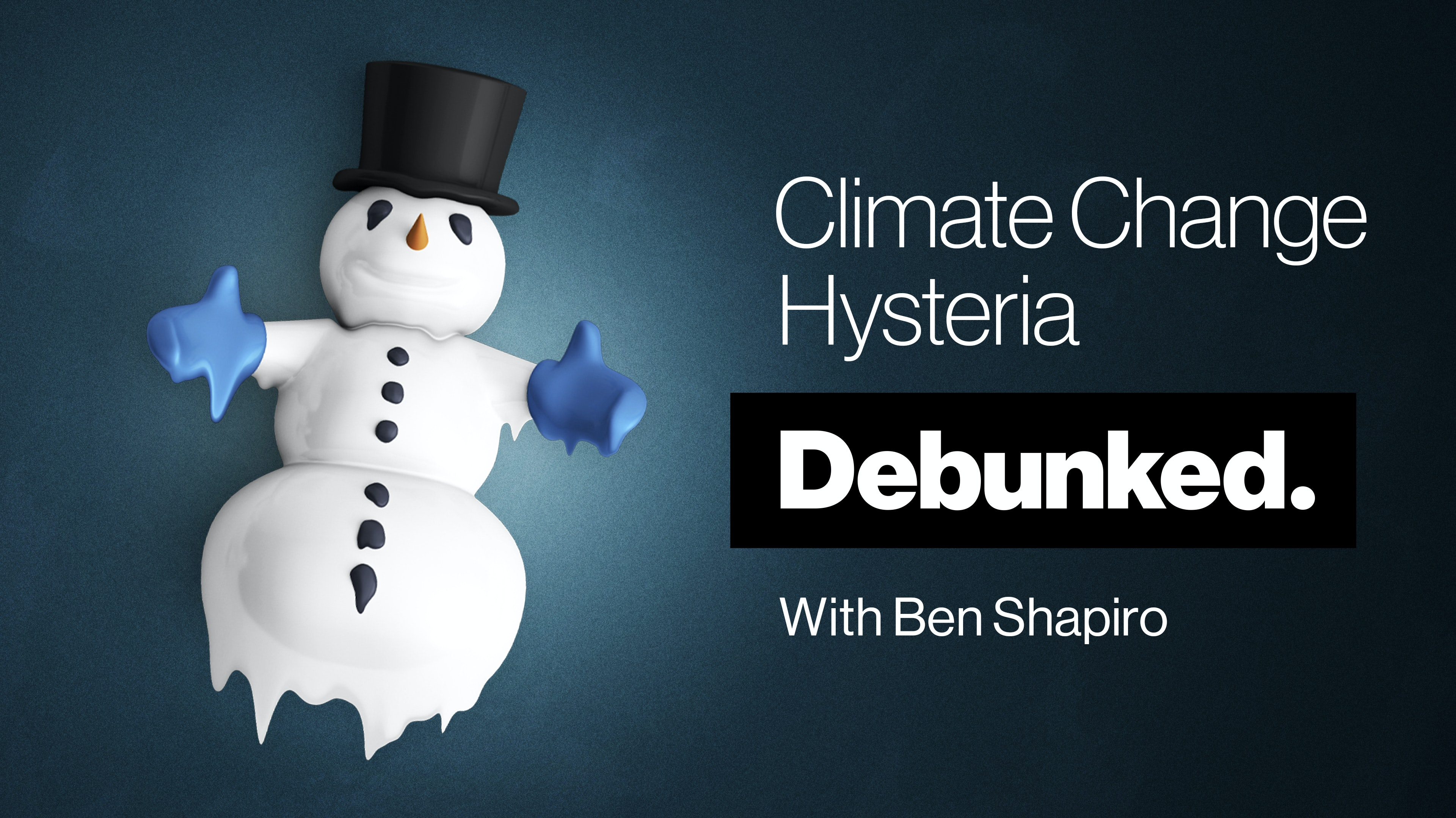 Climate Change Hysteria