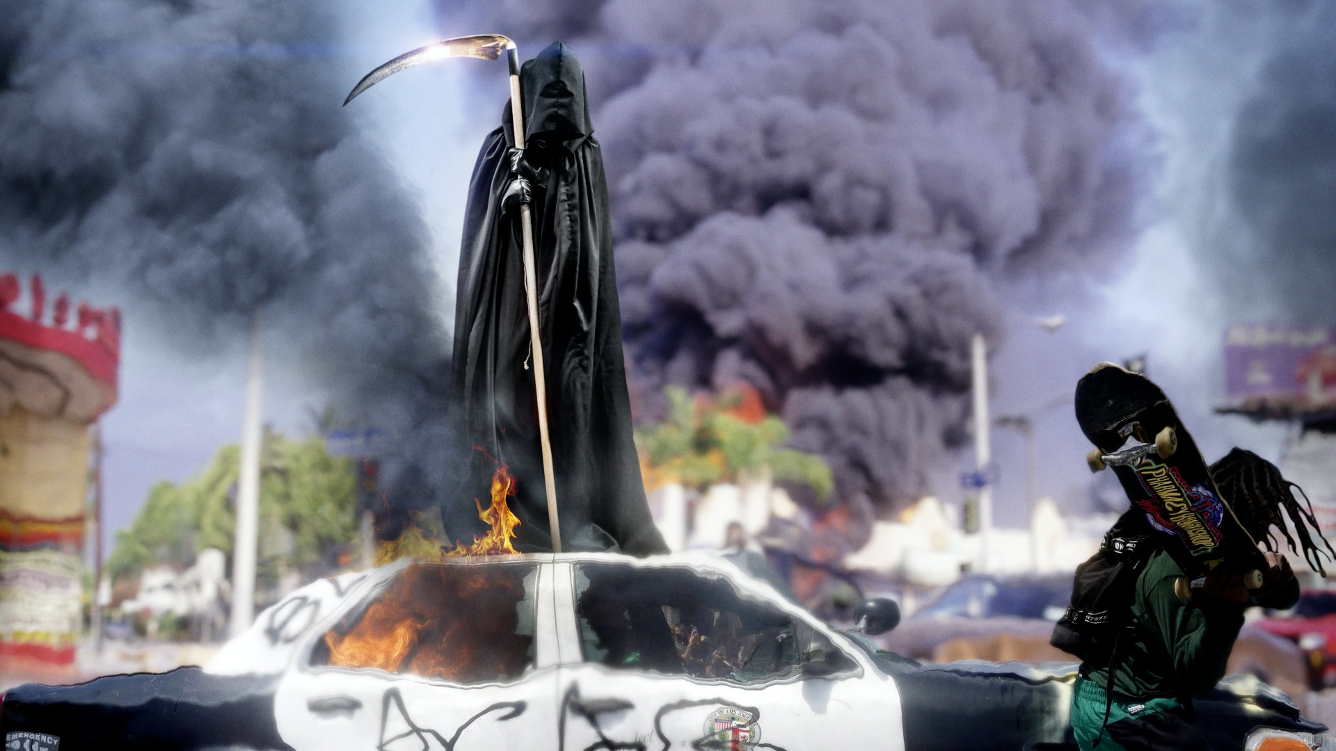 Ep. 1242 - Trashing The Cops Gets Black Americans Killed