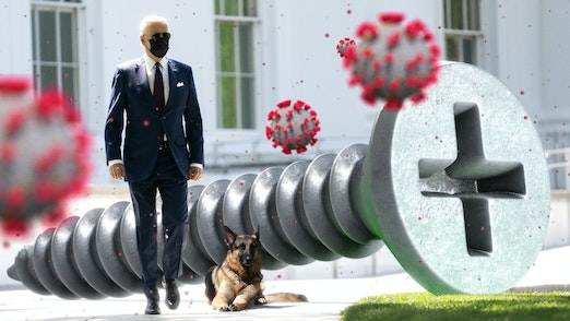 Ep. 1245 - Biden Has Screwed The Pooch On Covid