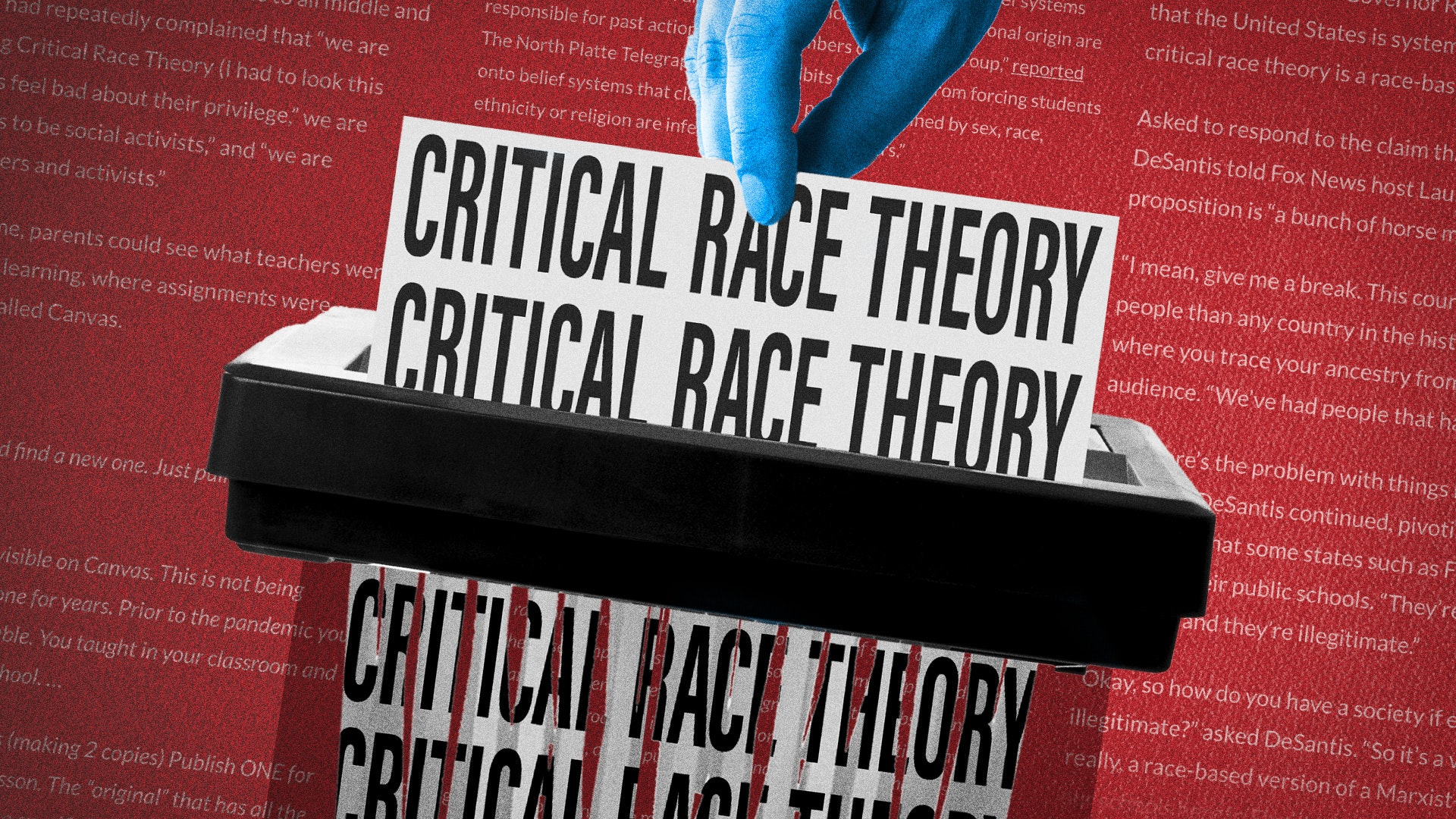Ep. 713 - Eradicating The Cancer Of Critical Race Theory