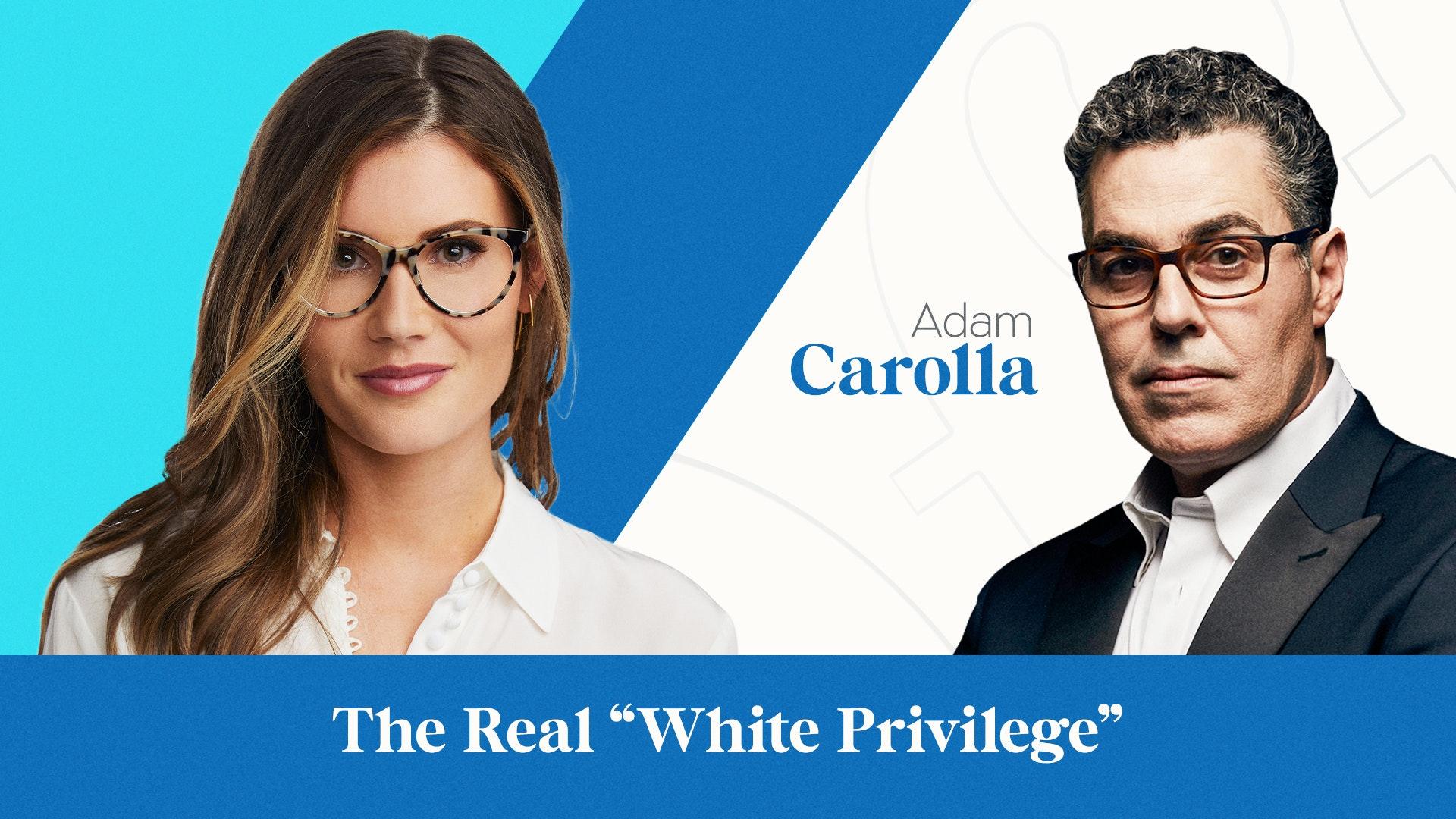 """The Real """"White Privilege"""""""
