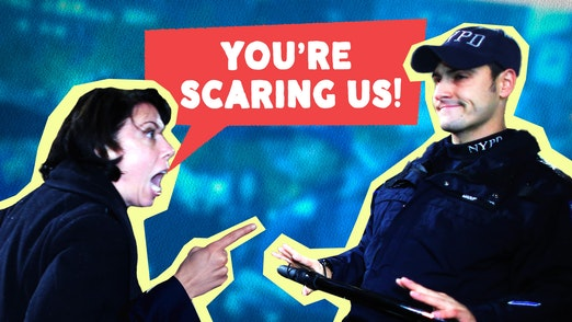Ep. 714 - If BLM Is 'Afraid' Of The Police, They've Got A Funny Way Of Showing It