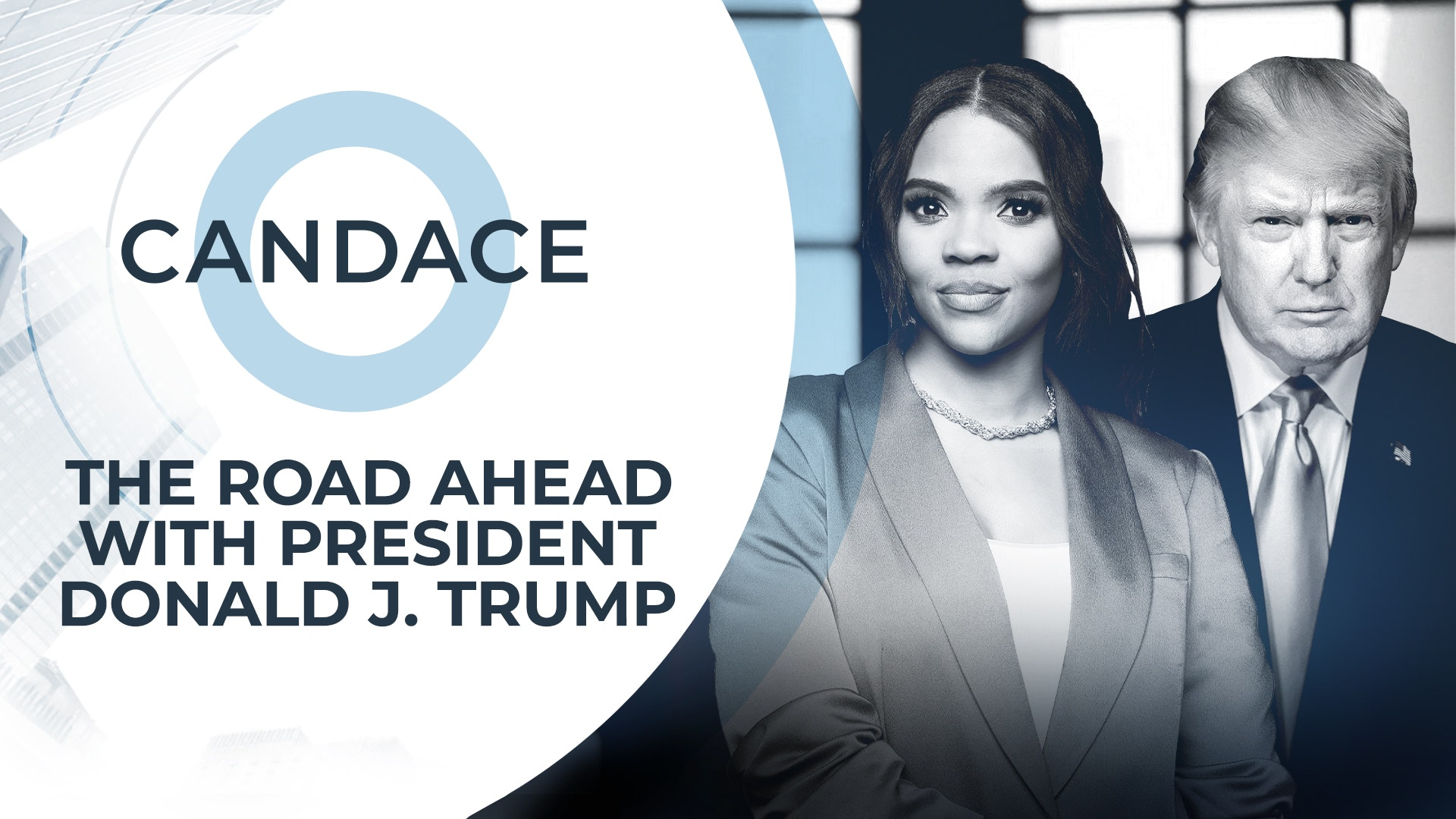 Episode 8 - The Road Ahead With President Donald J. Trump