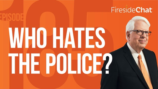 Ep. 185 — Who Hates the Police?